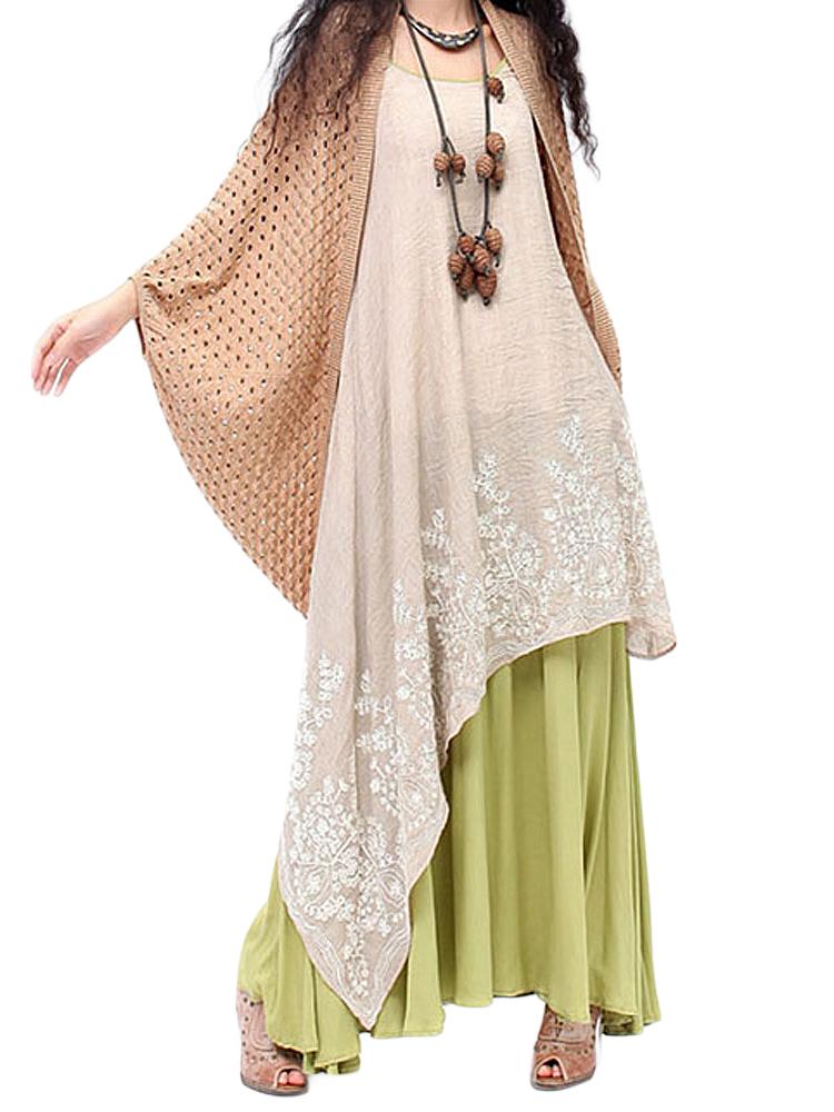 Мода бохо-бохо выкройки платьев