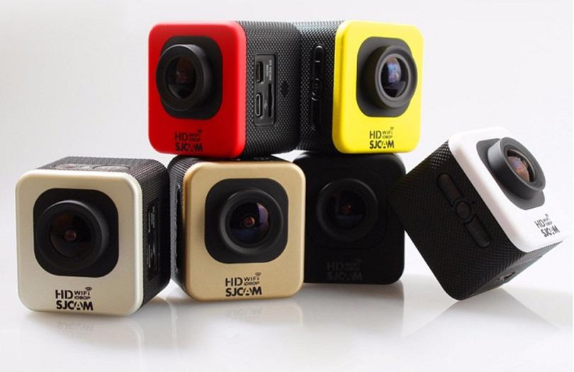Камера SJcam M10 WIFI Cube Car доступна для приобретения