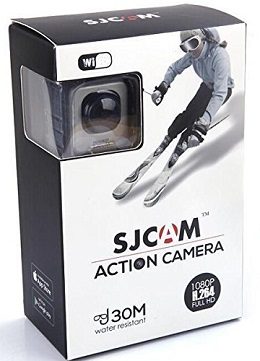 Камера SJcam M10 WIFI Cube Car поступила в продажу