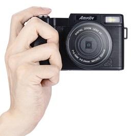 Камера Amkov CDR2 24MP 1080P 4X поступила в продажу