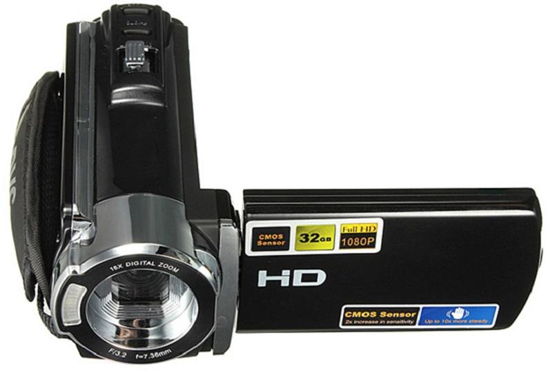 Камера 16 Mp Max 720P HD 16 X Digital Zoom Digital Video Camera доступна для приобретения