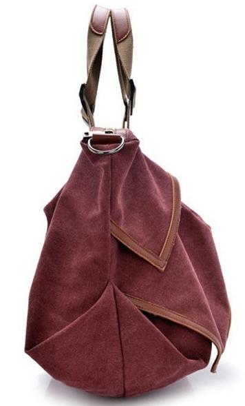 Какие стили подойдут для Canvas Portable Tote Handbags Flower Design Shoulder Bags Crossbody Bags Big Bags