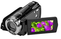 Камера 16 Mp Max 720P HD 16 X Digital Zoom Digital Video Camera отличается приятным внешним видом