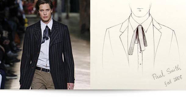 Какие шейные украшения подходят к классической рубашке