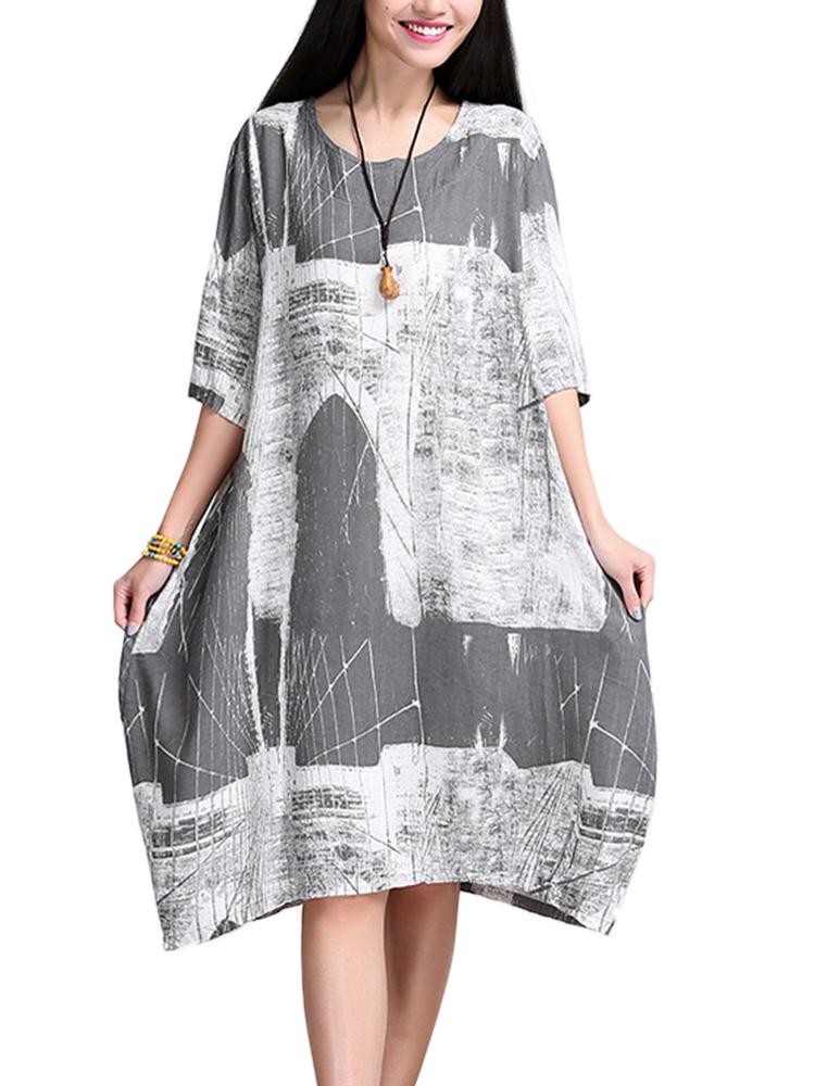 Как сочетать этнические платья