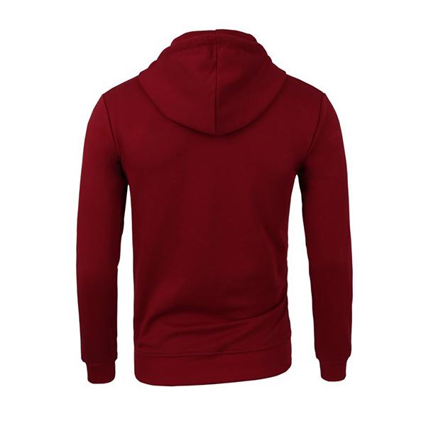 Стилистический разбор толстовки Mens Casual Zipper Hoodies Solid Color Outdoor Sport Autumn Winter