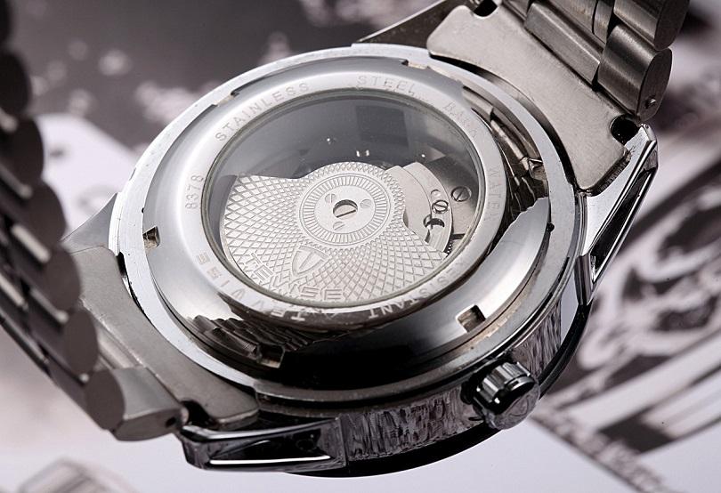 Часы Men Watch Tevise 8378 Stainless Steel Automatic Mechanical Countdown поступили в магазин