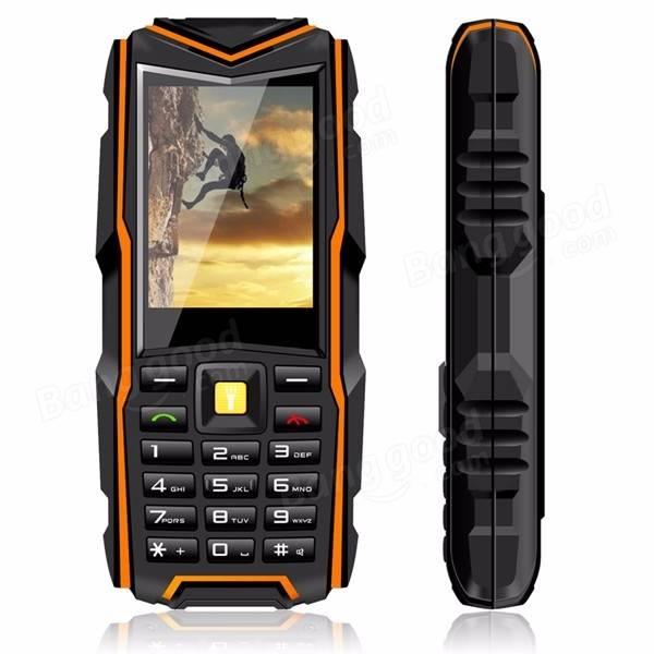 Обзор технических характеристик телефона Vkworld Stone V3 5200mAh Waterproof Dustproof Dropproof Dual SIM Mobile