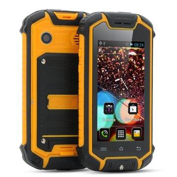 Обзор функциональных возможностей мобильного телефона Mini Z18 2.45-inch Android 4.0 MTK6572 IP53 Waterproof Outdoor