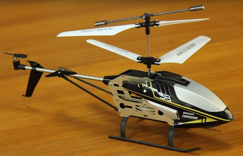 Инструкция для радиоуправляемого вертолета Syma S8 обязательна к изучению