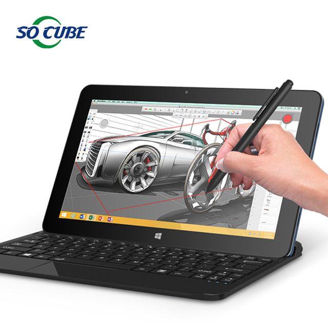 Дисплей Cube i7 Book создан на базе IPS матрицы от фирмы Samsung, он имеет диагональ 10.6 дюймов. Разрешение составляет 1920 х 1080 (Full-HD). Устройство работает на ОС Windows 10 Home 64.