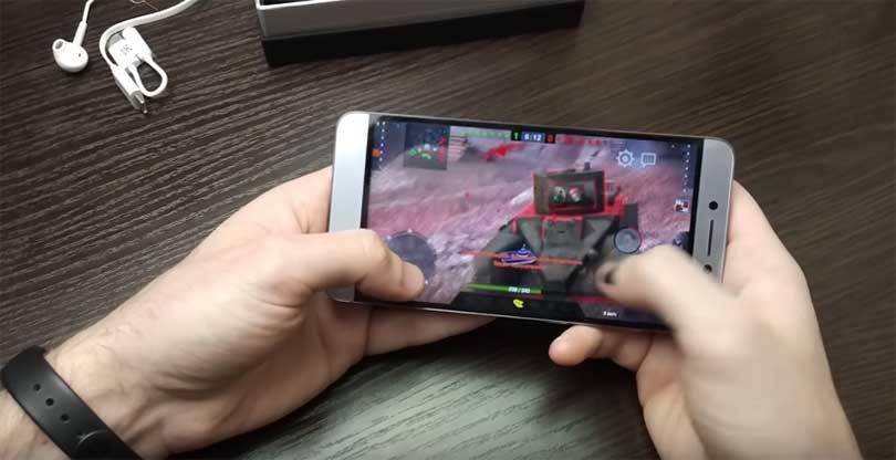 При таком железе телефон LeEco Le MAX 2 (X829) сможет спокойно потянуть даже самые требовательные игрушки.