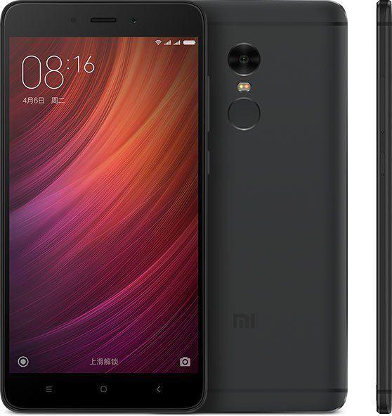 Камеры Redmi Note 4X имеют разрешение в 13 мегапикселей и 5 мегапикселей