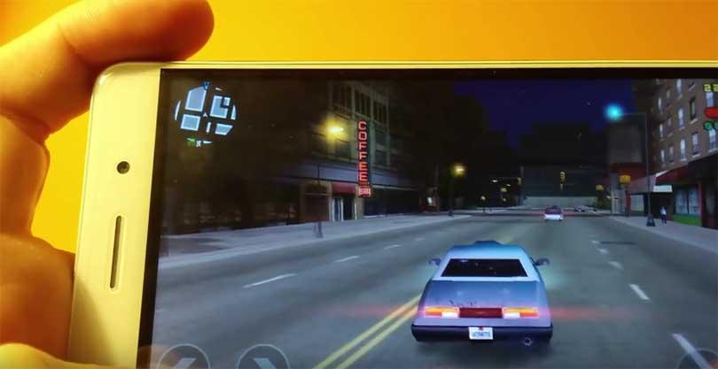 Игры в Танки, гонки и знаменитый GTA также играются без особого напряга для ресурсов телефона. Графика не самая лучшая, но и не тормозит. После получаса игры телефон нагревается, но не до максимума.