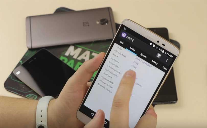 Скорость воспроизведения игры у смартфона PPTV KING 7 - 60-62 кадра в секунду, что стало приятной неожиданностью для такого процессора, который нагревается во время игр