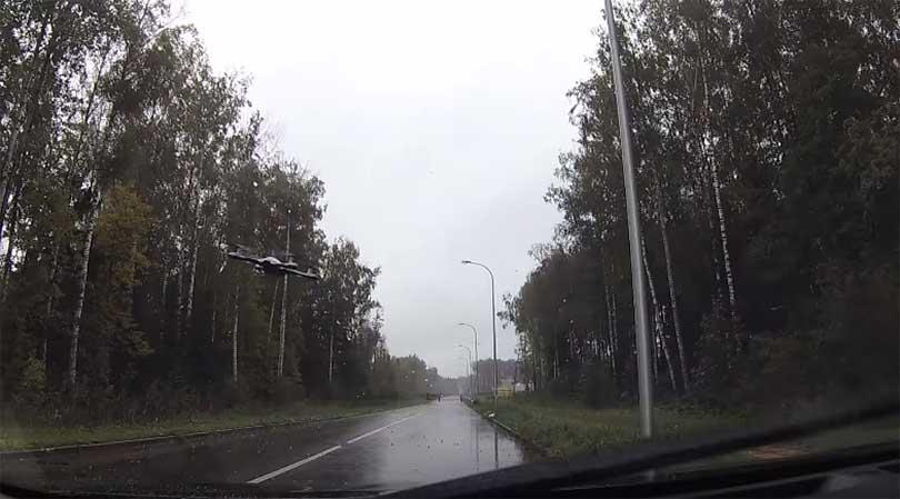 Отзывы о JJRC H31 особенно о том, как он летает под дождем