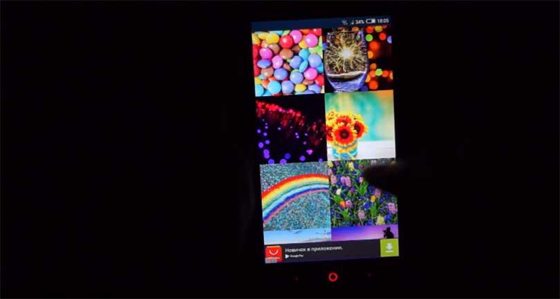 Сравнивая с телефоном Xiaomi Red Me 3 Prime можно утверждать, что Zte Nubia Z7 Max совсем ему не уступает в этом компоненте.