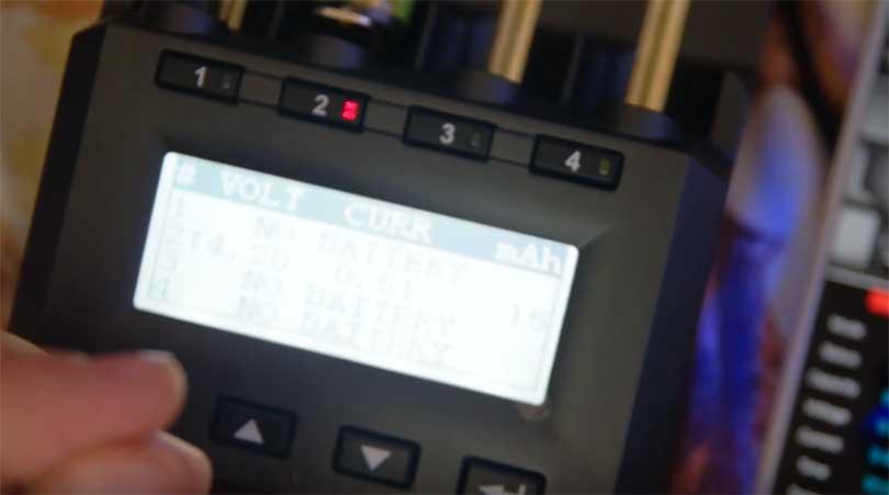 SKYRC MC3000 можно задавать и общие настройки. Например, в каком режиме оно бует работать, какой будет его рабочая температура, каким будет сигнал.