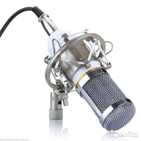 Тест и отзывы о звуке микрофона BM800 - интересные наблюдения, связанные с тестом работы данного микрофона