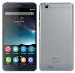 Мобильный телефон Oukitel K6000 поставляется в стальном корпусе