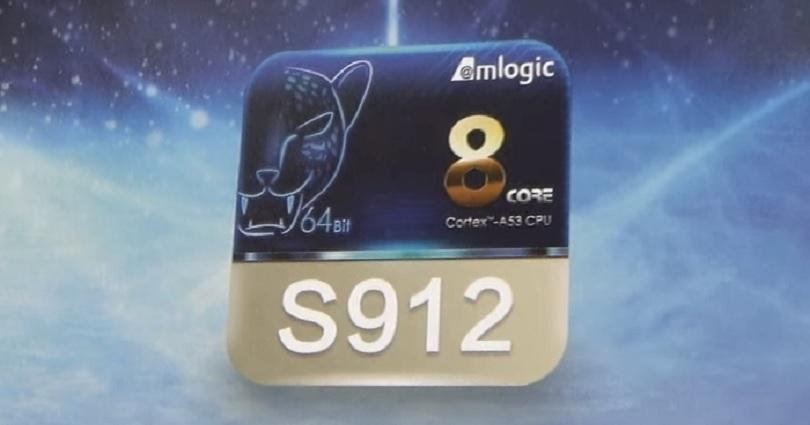 Процессор Amlogic S912 – мощное и производительное изделие