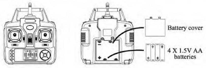 Инструкция для радиоуправляемого вертолета Syma S33 рассказывает о правилах обслуживания