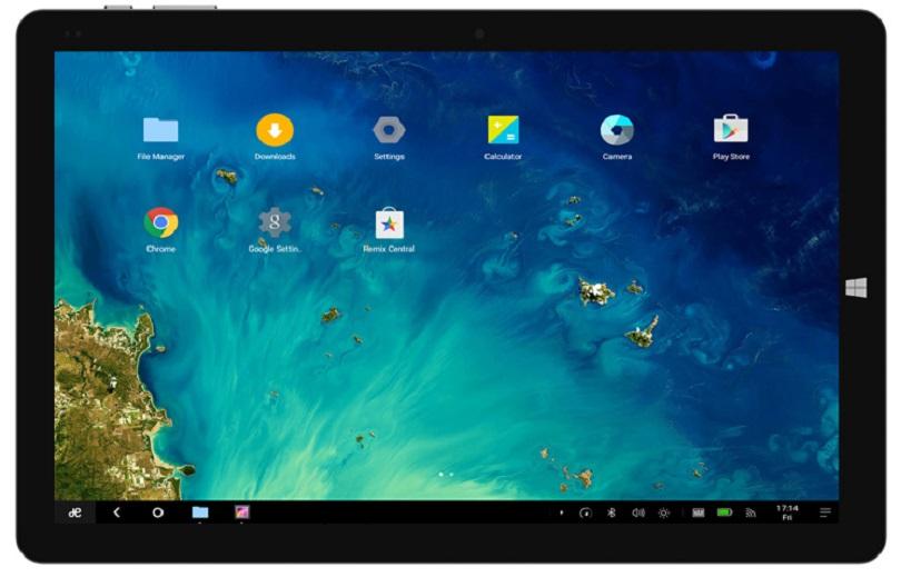 Планшет HI10 Pro Chuwi имеет качественный экран