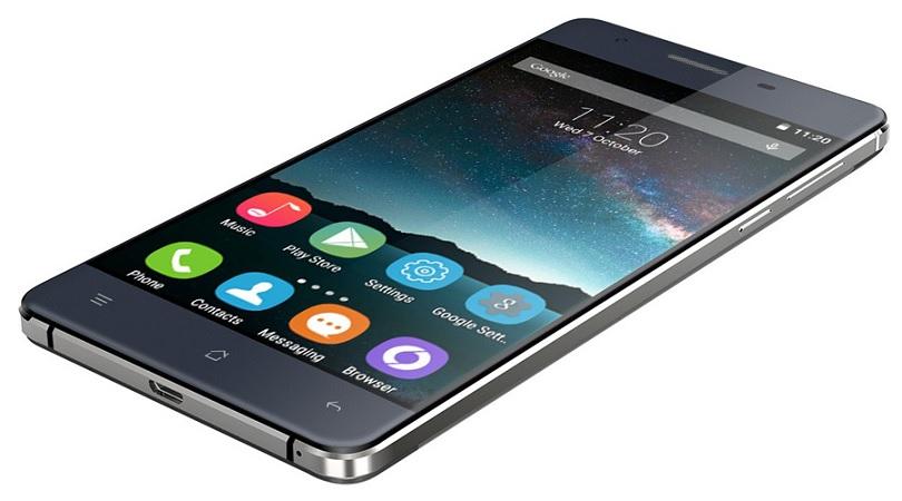 Мобильный телефон Oukitel K6000 оснащается качественным экраном