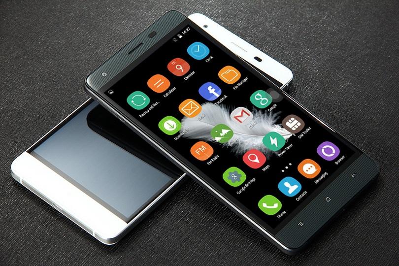 Мобильный телефон Oukitel K6000 отличается хорошей производительностью