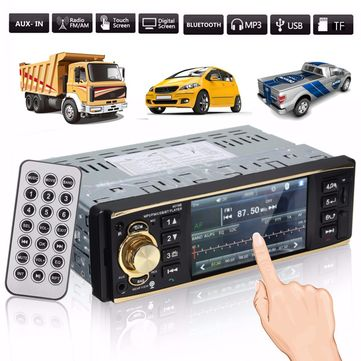 На китайском сайте Бангуд продается Car Player MP5 - универсальная автомагнитола с сенсорным 7-дюймовым дисплеем. Стоимость продукта 3865 рублей (с учетом скидки 19%)