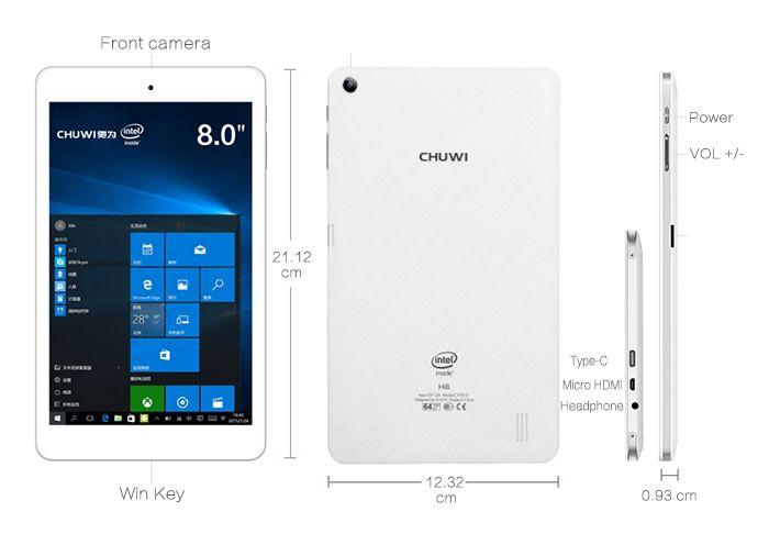 Планшет Chuwi Hi8 Pro можно приобрести в Китае со скидкой, тогда продукт обойдется вам всего в 99 долларов. Пользователю также будет предложен вариант по получению дополнительной гарантии, который стоит 5 долларов.