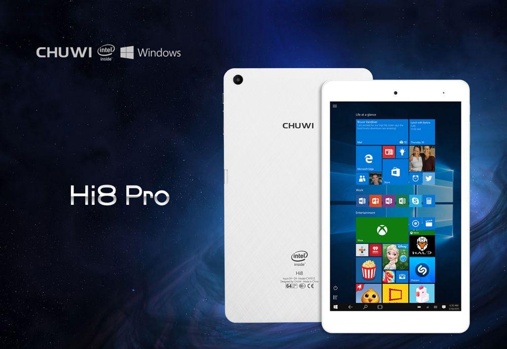 Chuwi Hi8 Pro - планшет, который продается на сайте Бангуд всего за 5600 рублей. Несмотря на то, что у этого планшета есть свои минусы, положительных сторон у него все равно больше.