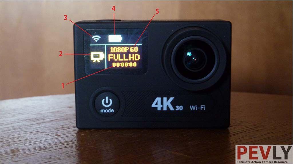 Предлагаем вашему вниманию полный обзор на экшн камеру Eken H8R, которая продается на сайте Бангуд всего за 3700 рублей.