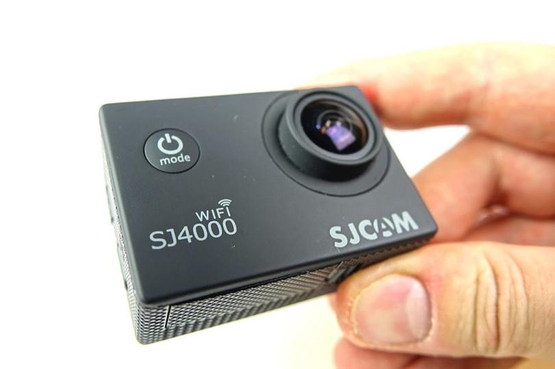 Экшн-камера SJCAM SJ400 Wi-Fi может использоваться в самых разных сферах деятельности человека