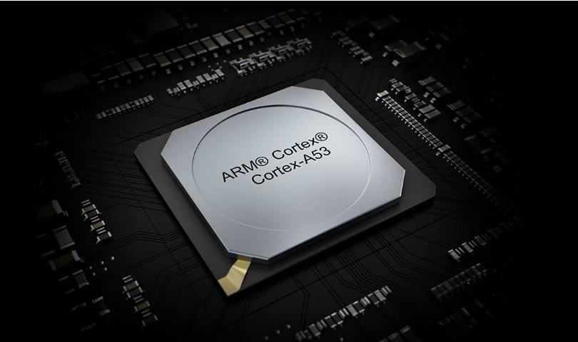 Процессор Cortex-A53 отлично подходит для мобильных устройств