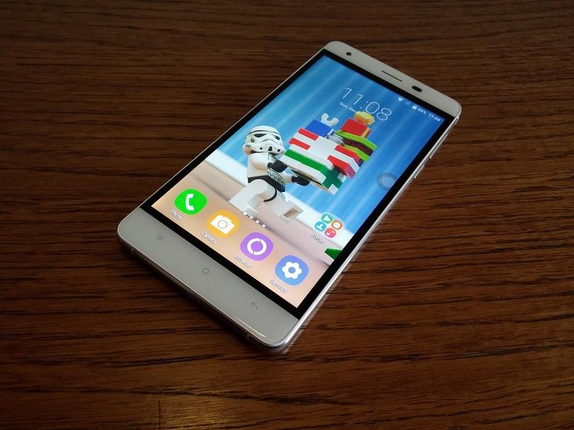 Мобильный телефон Oukitel K6000 – отличный аппарат для любых пользователей