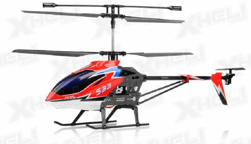 Инструкция для радиоуправляемого вертолета Syma S33 обязательна к изучению