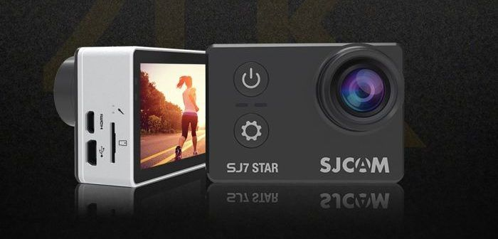 В стороне от этого тренда не осталась и компания SJCAM (официальный дистрибьютор в России – sjcam.ru), один из заслуженных лидеров в сегменте экшн-камер, впервые опубликовав информацию по модели SJCAM SJ7 Star.