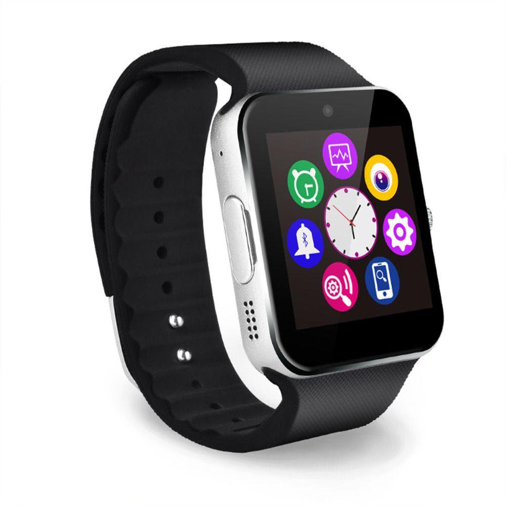 Компания, которая выпускает часы Smart watch GT08 и затем продает их на различных интернет-порталах и магазинах получает высокую оценку от потребителей, благодаря отличной упаковке, сделанной из прочного картона.