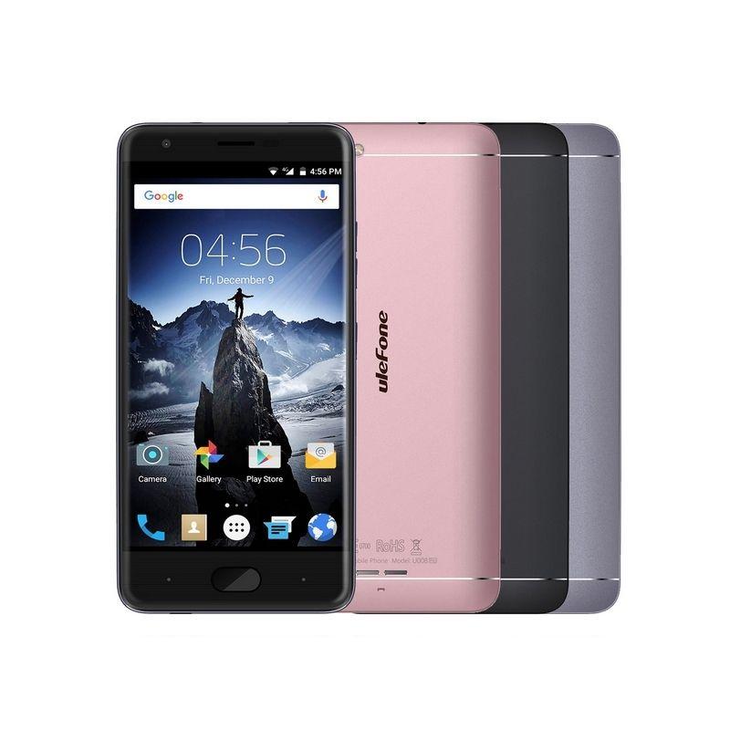 Внешний вид и функционал телефона Ulefone U008 Pro Android 6 Разрешение у экрана HD (1280 х 720 пикселей на дюйм). Размер дисплея составляет 5 дюймов. Как утверждает производитель, на телефоне установлено стекло Gorilla Glass.