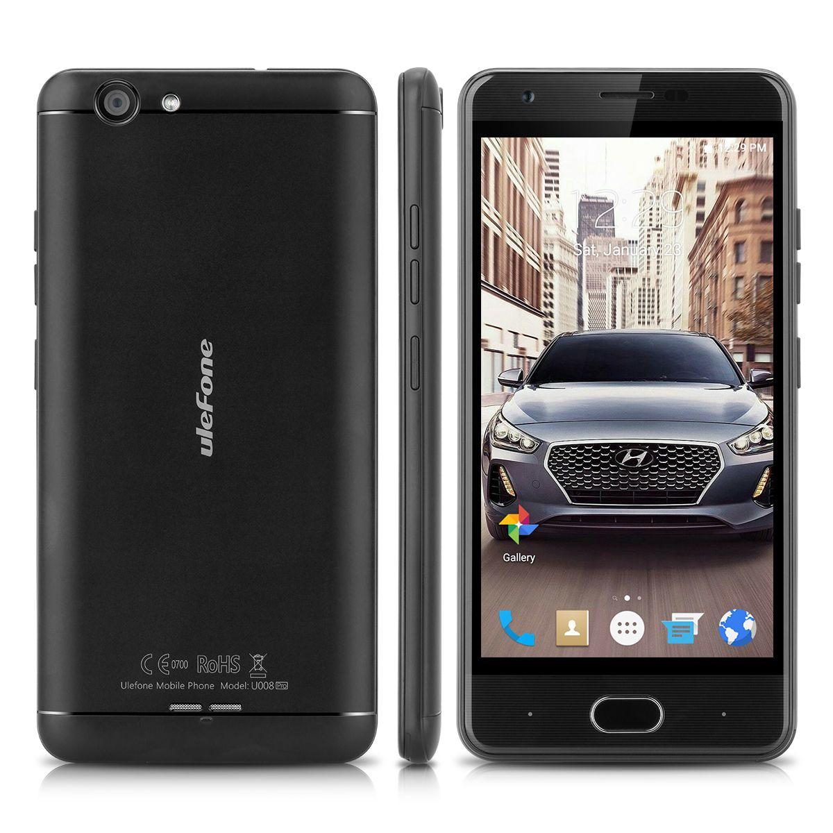 Вибро-отклик у Ulefone U008 Pro находится на среднем уровне. То есть он не сильный и не слабый. Во внутреннем кармане телефон можно легко почувствовать, когда он начнет вибрировать.