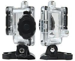 Камера GitUp Git2 отличается небольшим размером