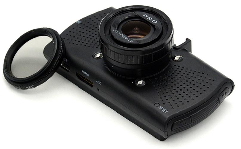 Видеорегистратор-камера Junsun с Ambarella A7LA70 очень надежная
