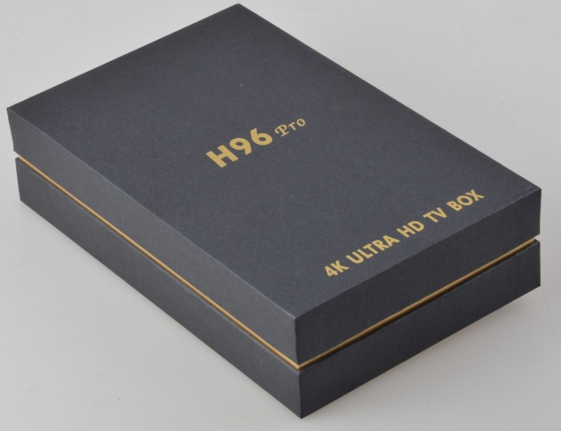 Приставка H96 PRO оснащена качественным программным обеспечением