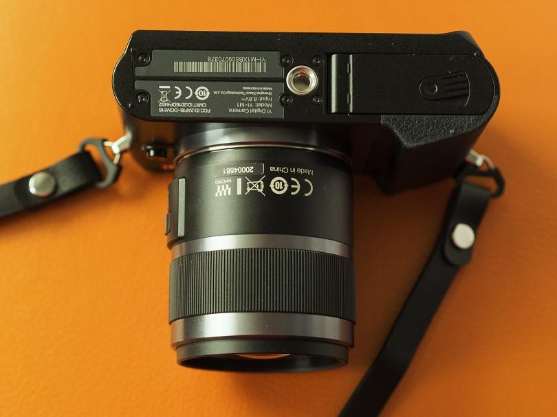 Камера Xiaomi YI M1 подходит для новичков