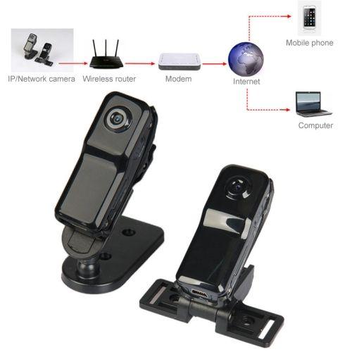 В комплекте MD81S находится миниатюрная видеокамера в виде флешки, ярлычок с инструкцией и QR кодом, USB-флешка объемом 2 гигабайта, шнур, чтобы подвешивать камеру, мягкий чехол для защиты камеры от ударов, два кронштейна