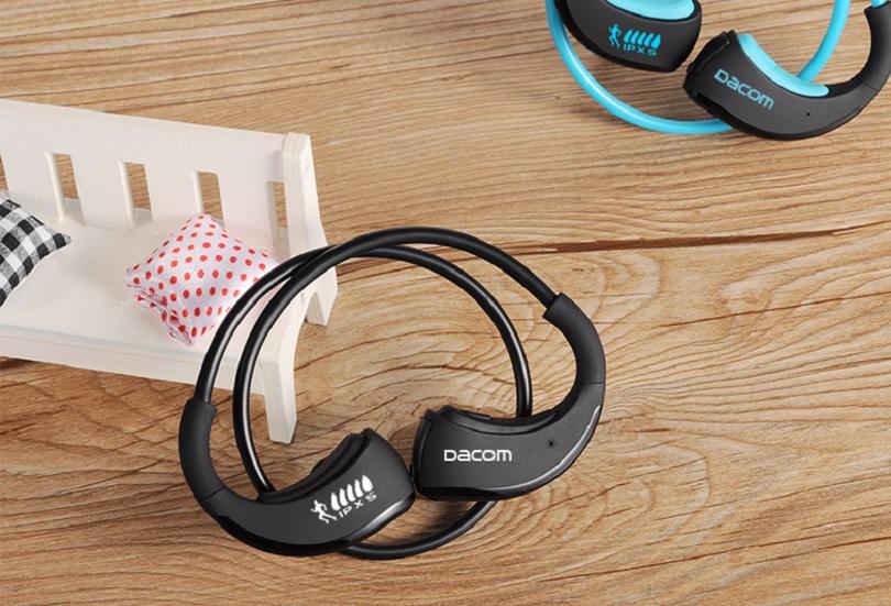 Беспроводные наушники Dacom IPX5 – отличное и дешевое устройство