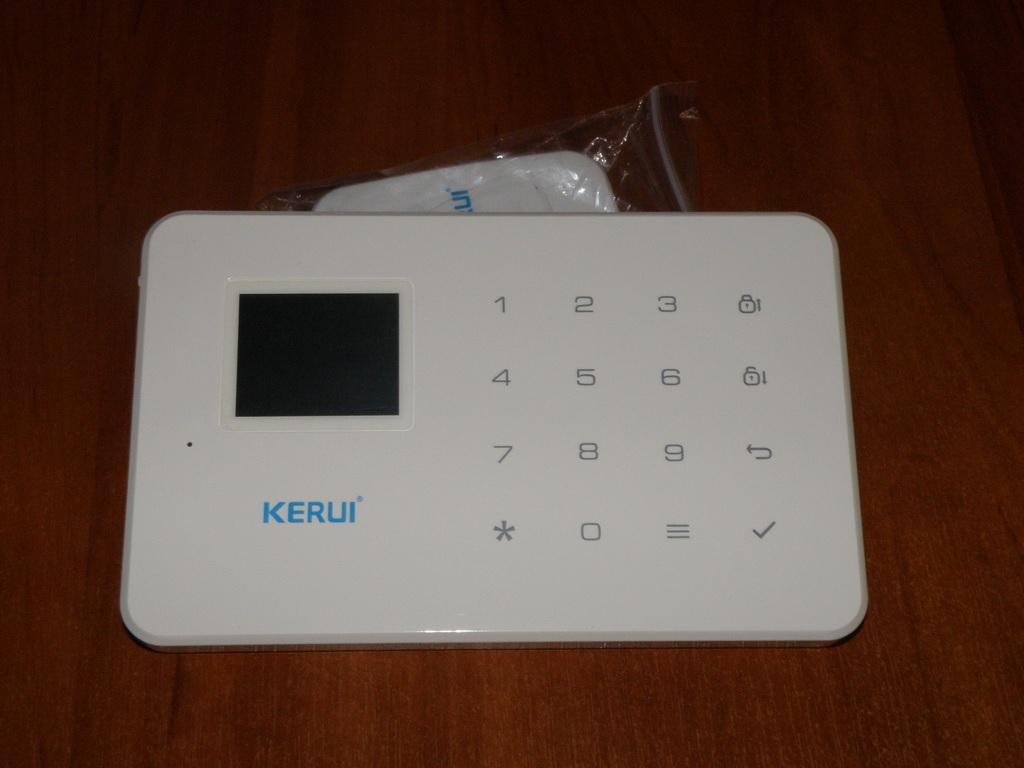 Сигнализация Kerui G18 подходит для любых пользователей