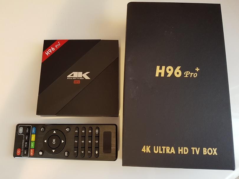 Приставка H96 PRO отличный выбор для любой семьи