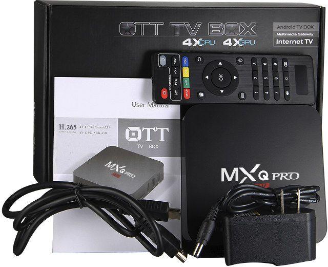 Телевизионная приставка MXQ PRO S905 способна воспроизводить ULTRA HD 4k видео, с поддержкой кодека H.265, IPTV, любые онлайн фильмы и многое другое. В обзоре Вы увидите - Тест Antutu , тест скорости интернета, тест на воспроизведение 4k видео, кодека H.265, Full hd видео, просмотр Онлайн ТВ - Torrent Stream Controller.